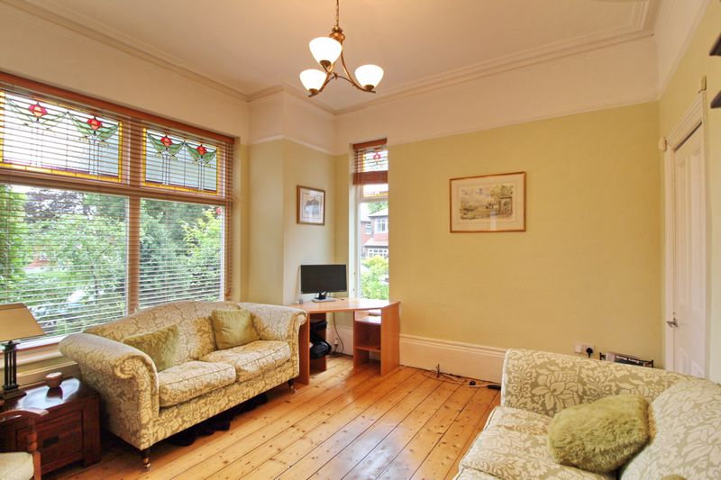 Second Sitting Room