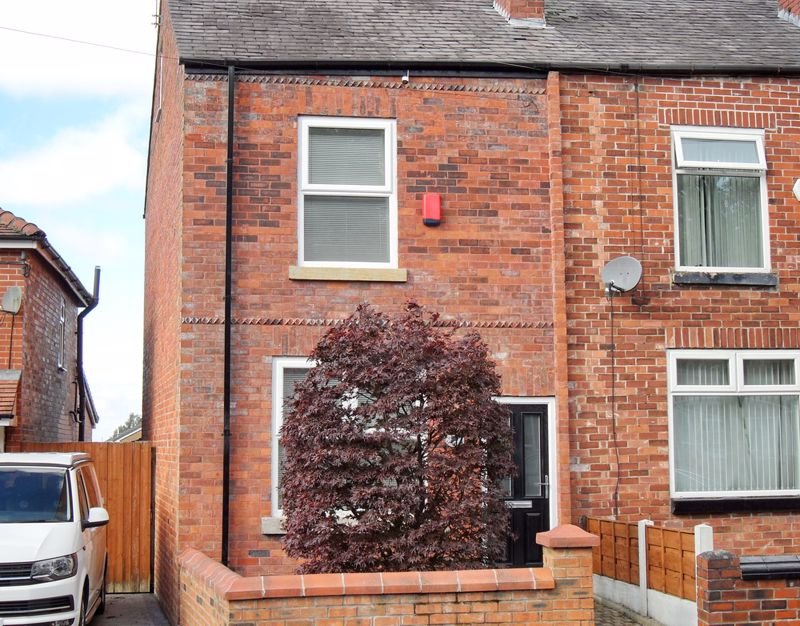 Old Clough Lane Worsley