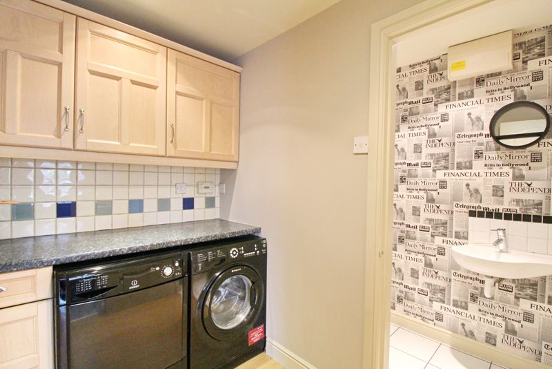 Utility Room & Downstairs WC