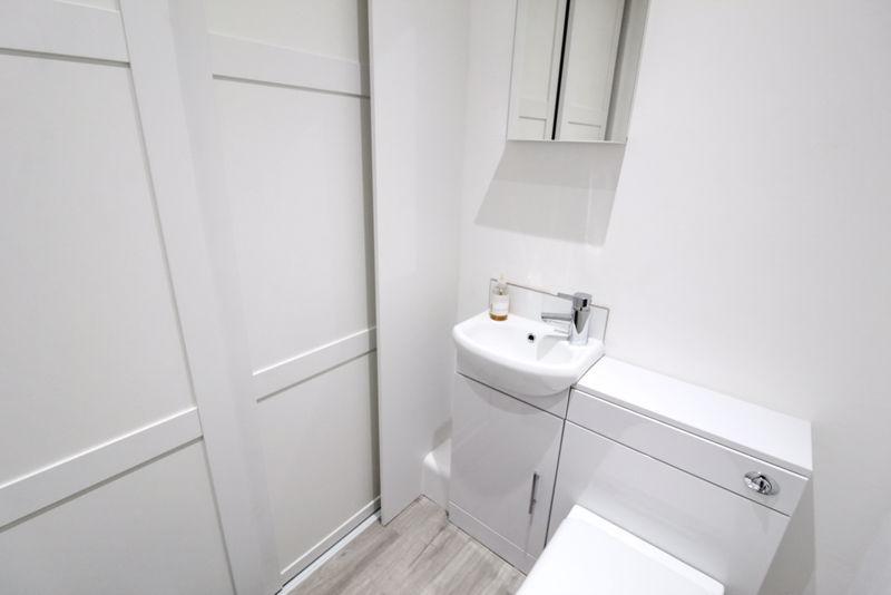 WC & Storage Area