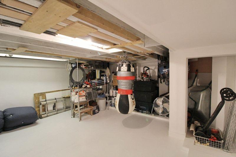 Tanked Cellar