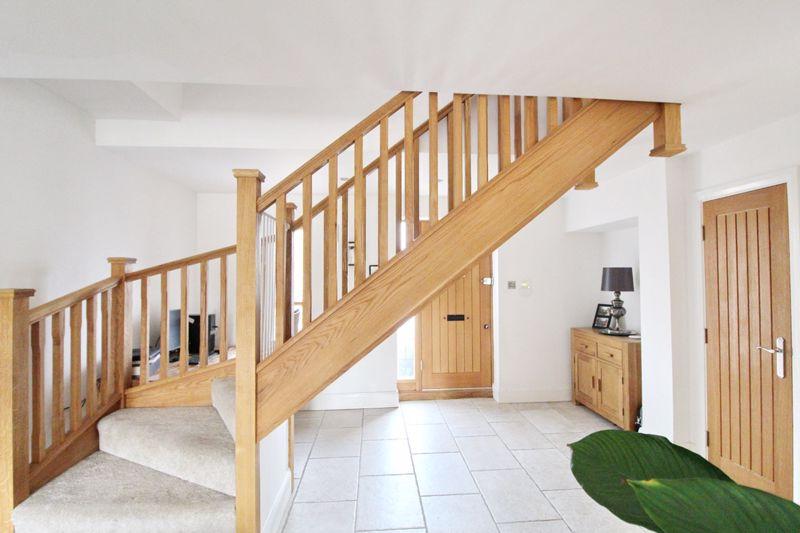 Open Plan Staircase