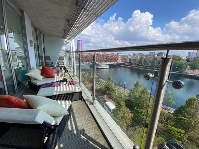 Front Aspect Balcony