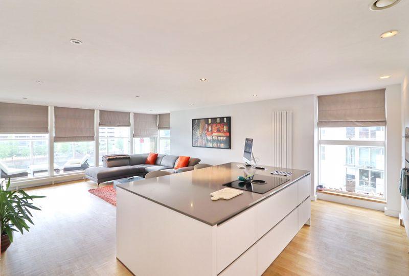 Lounge Open Plan To Dining Kitchen