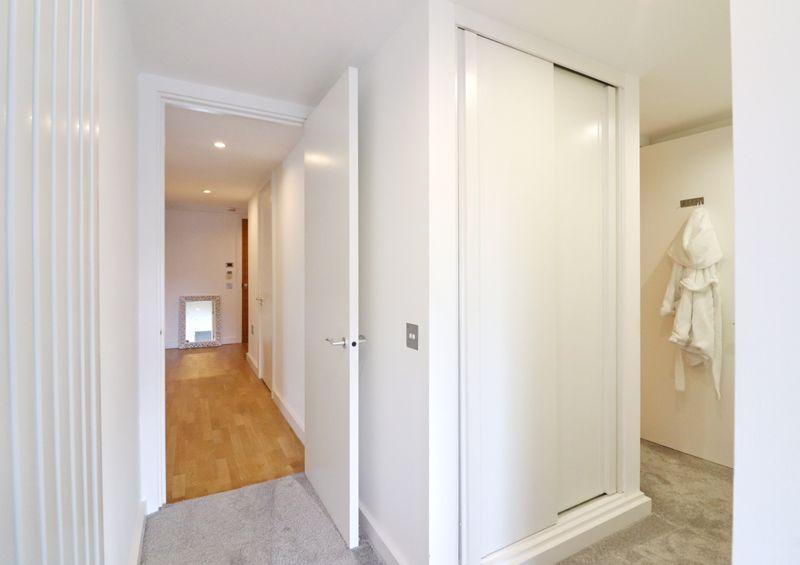 Inner Hall To Walk In Wardrobe & En Suite