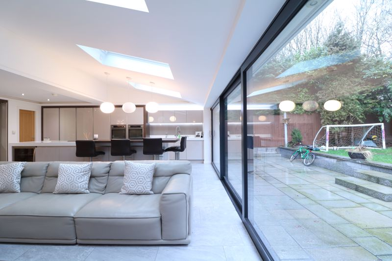 Bi-Folds To Rear