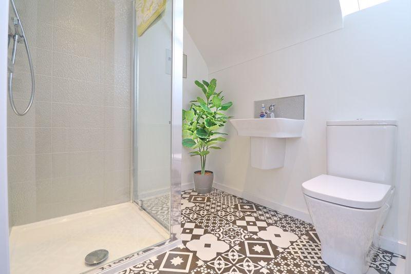 2nd Floor Shower Room