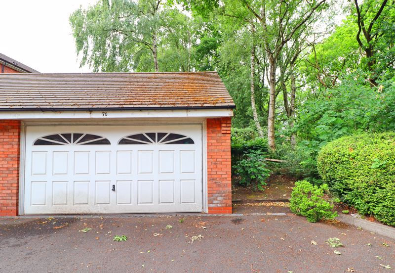 Double Electric Garage