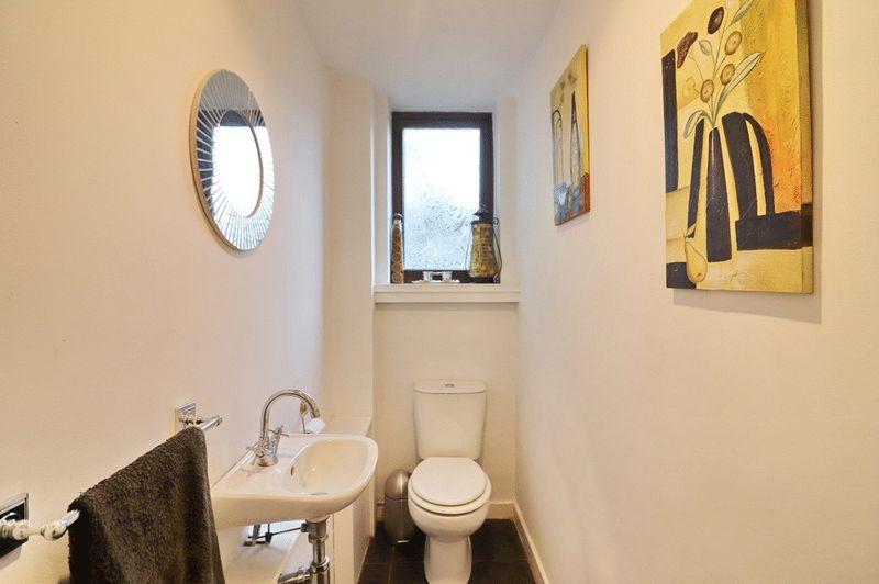 Ground Floor Guest WC