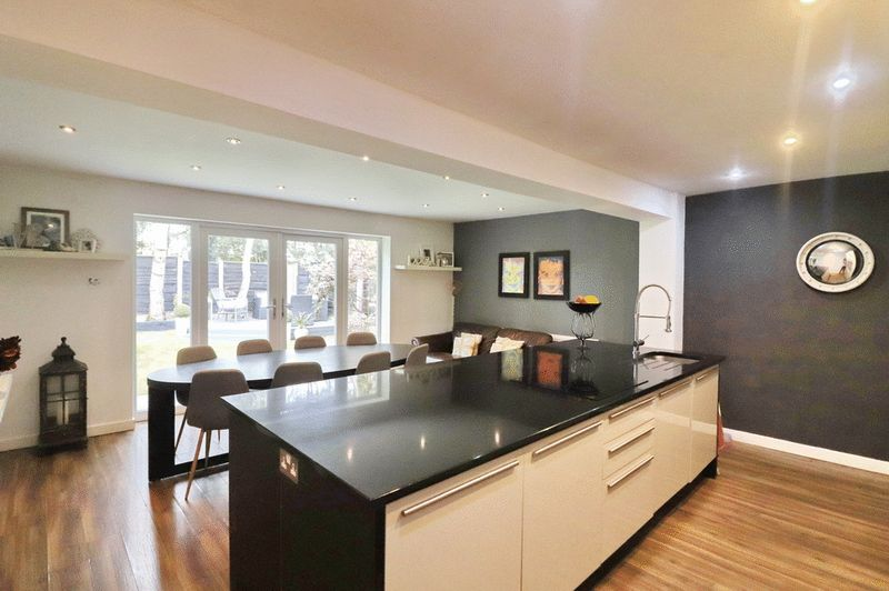 Dining Kitchen/Family Room