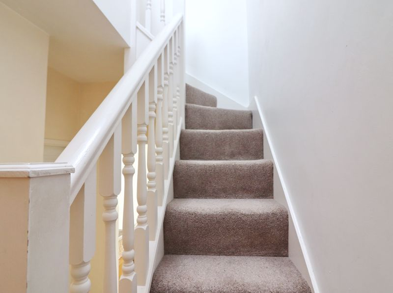 Stairs To Loft Conversion/Bedroom Four