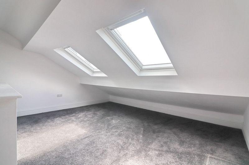 Loft Conversion/Bedroom Three