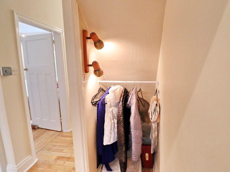 Understairs Cloak