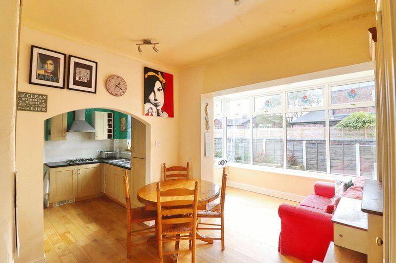 Dining Kitchen/Sun Room