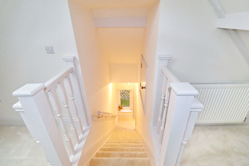 Second Floor Staircase