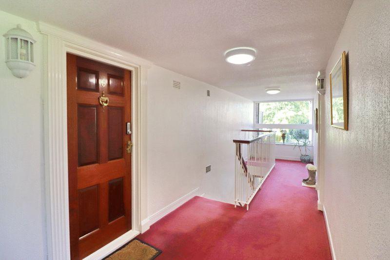 External Entrance Hallway