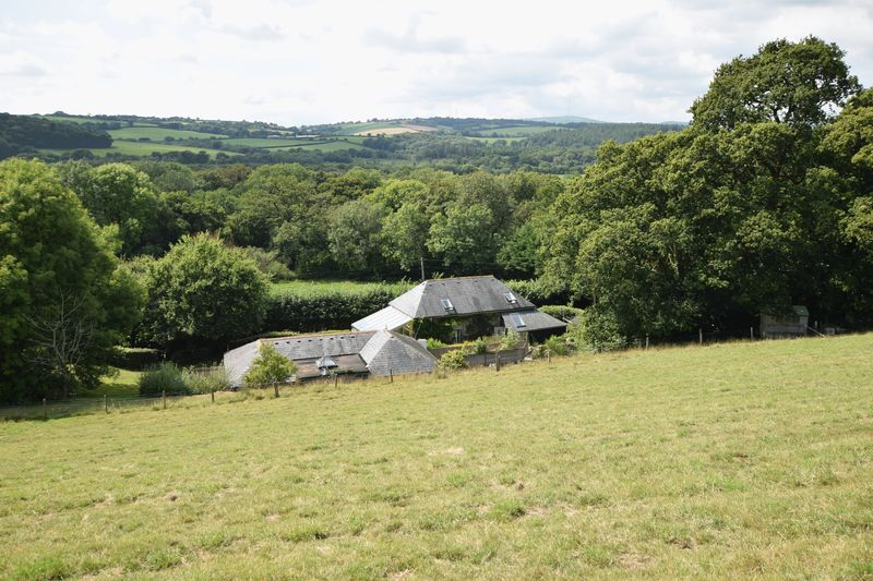 Property from field with View