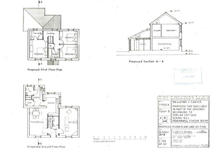 Plot 2 floorplans
