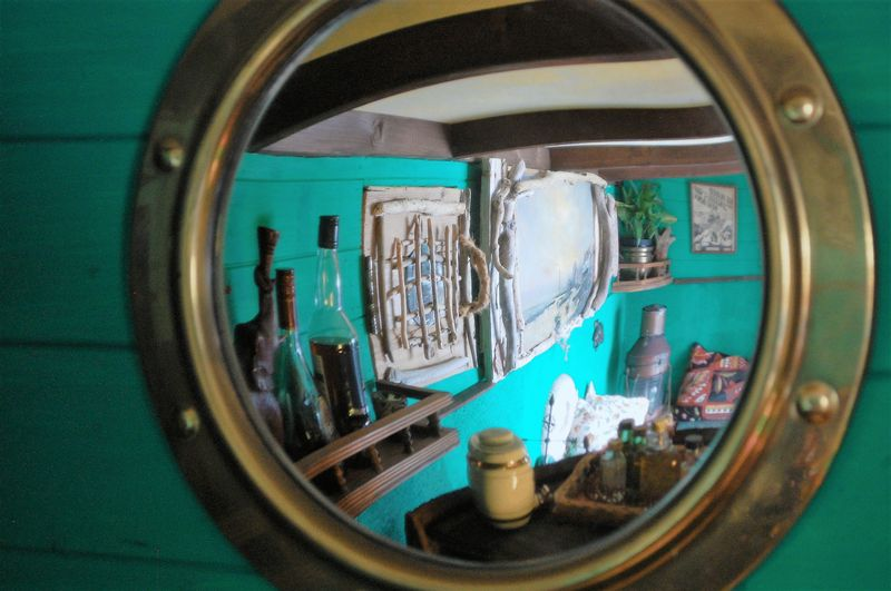 The Ark Porthole