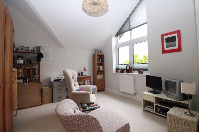 Top floor bedroom suite