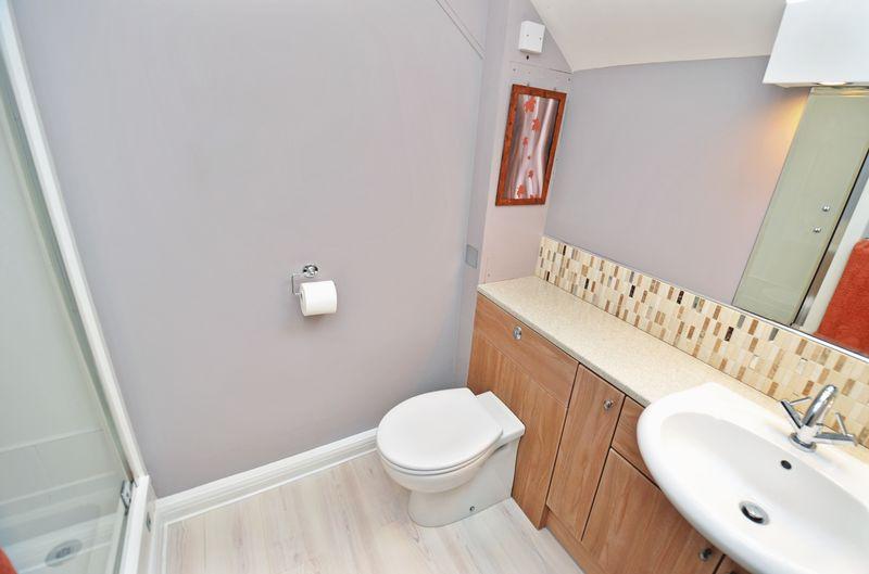 Studio - Shower Room