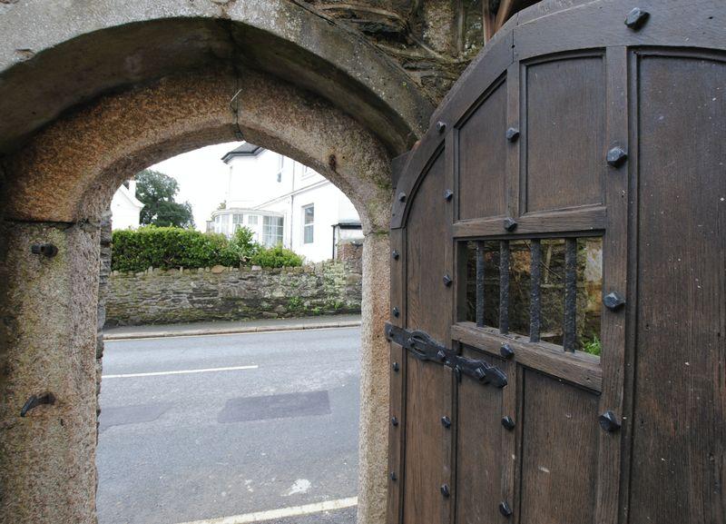 Main external door