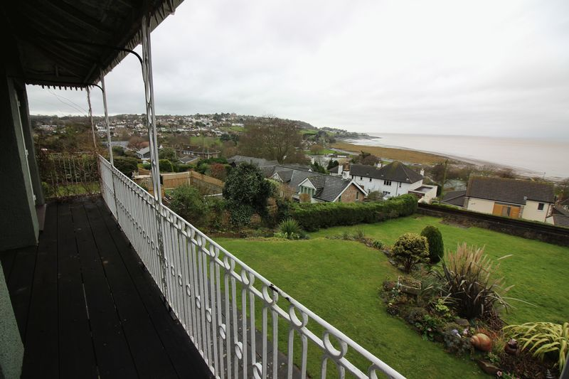 Rear First Floor Balcony & View