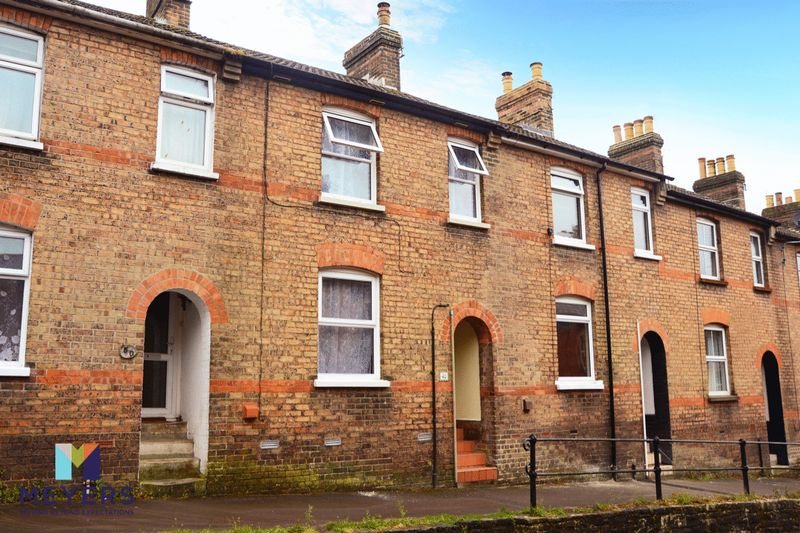 High Street Fordington