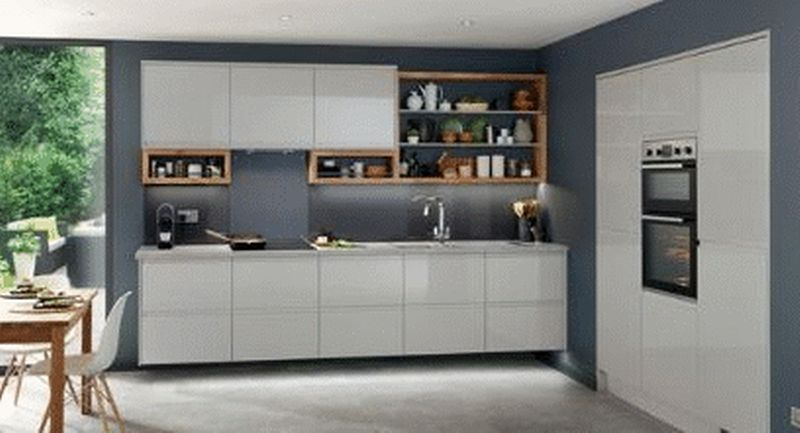 Example of kitchen style - Clerkenwell Howdens