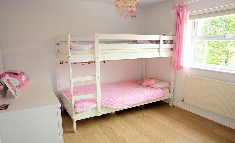 Bedroom 2 + wardrobes