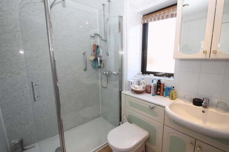 Shower room (formerly a bathroom)