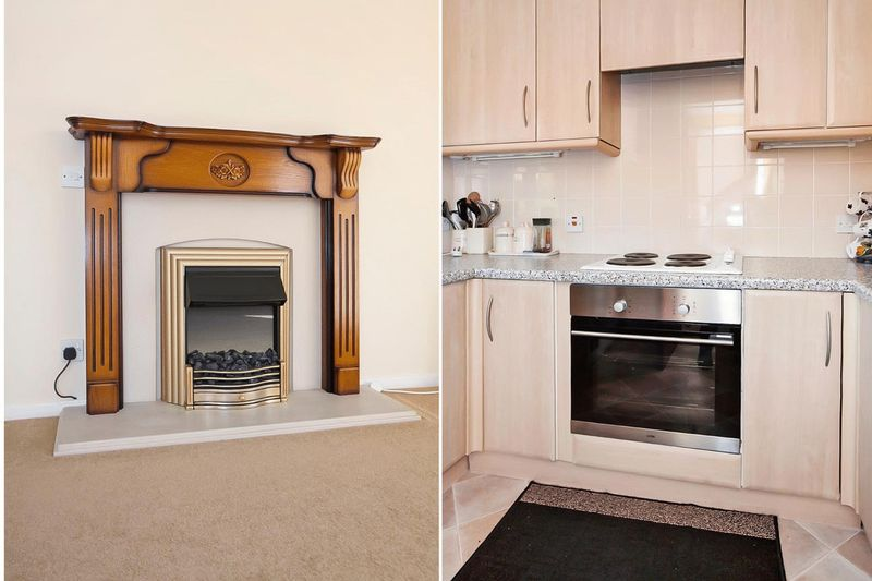 Fireplace / Cooker