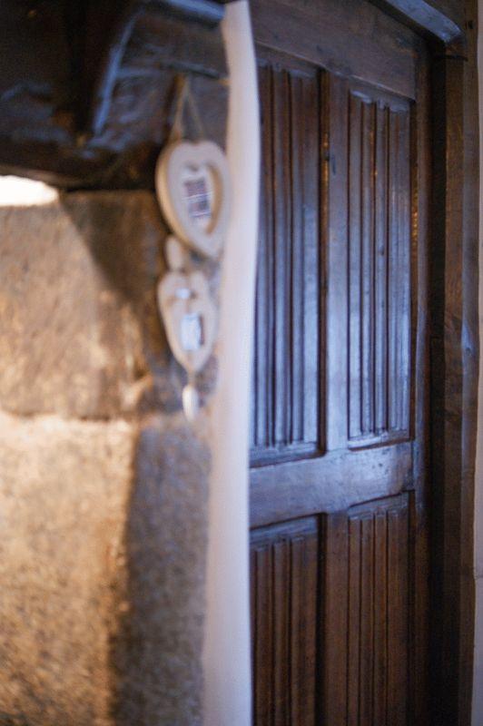 Kitchen door feature