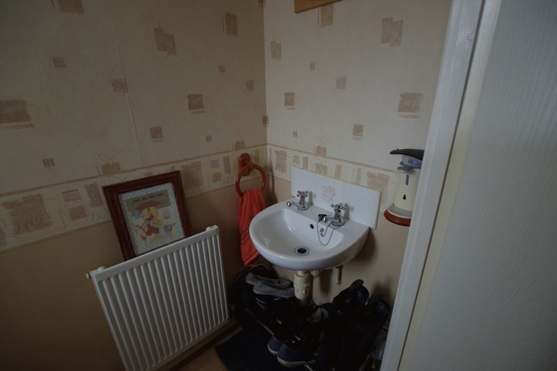 Downstairs WC