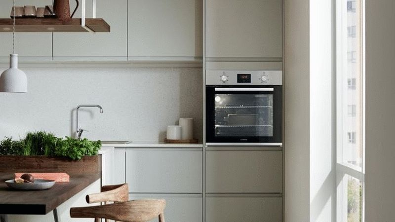 Kitchens will be Clerkenwell by Howdens
