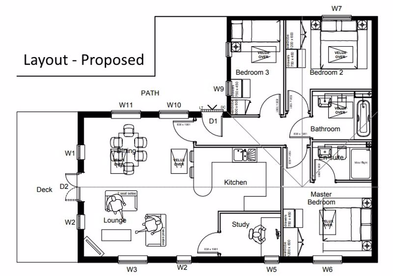 Layout Proposed