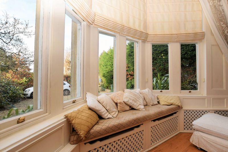 Window Seat Sitting Room