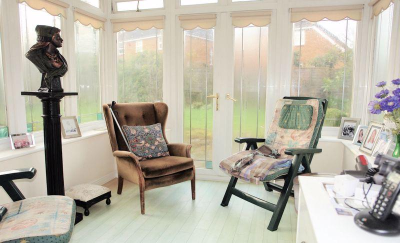 Garden room - not a conservatory