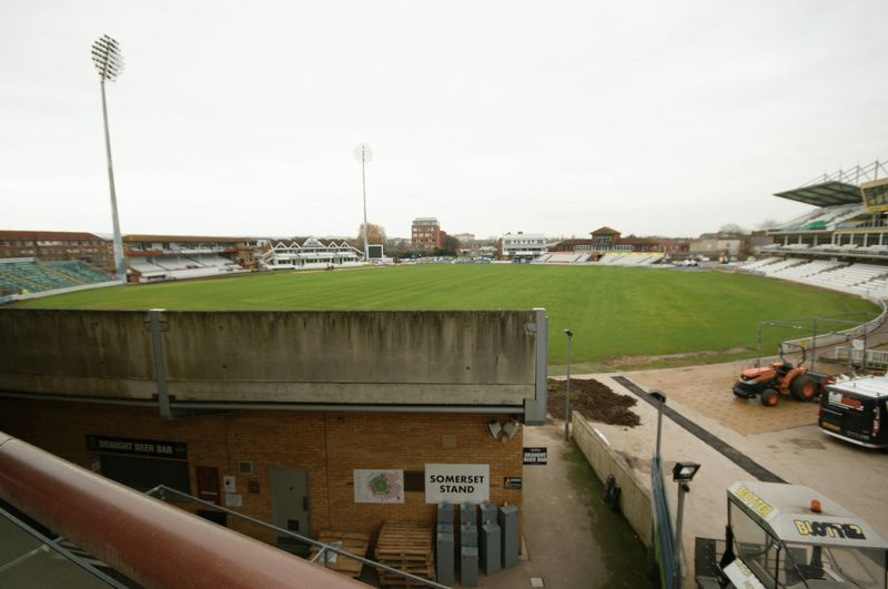 View of Cricket Ground