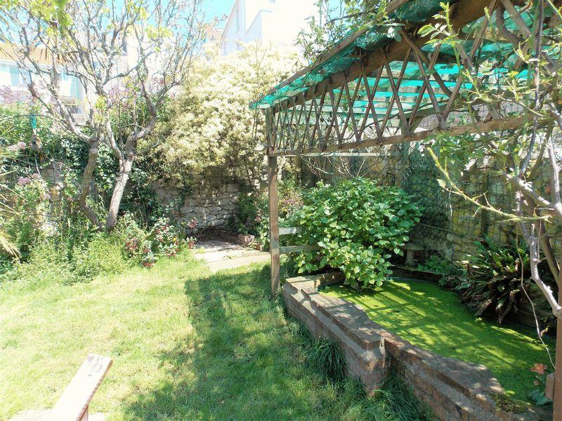 Garden & Raised Pond
