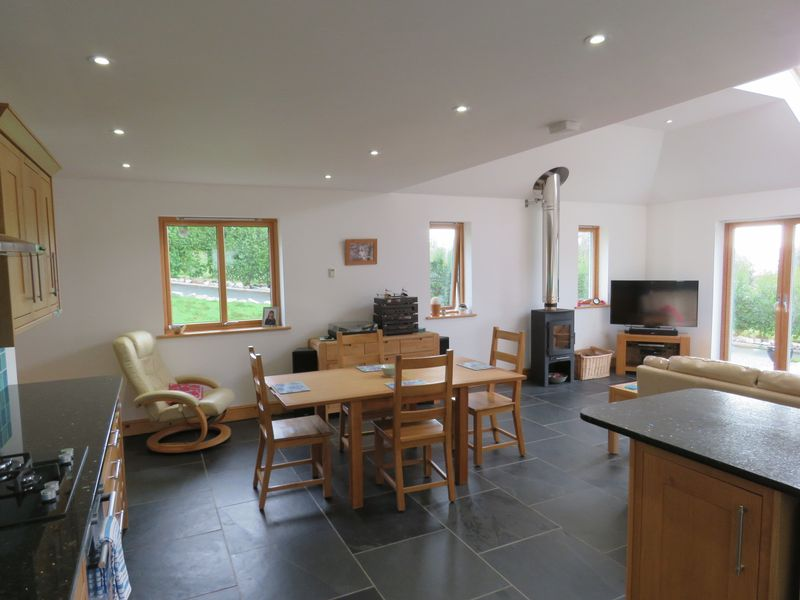 Living / Kitchen / Dining Room