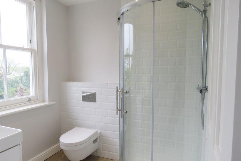 En-suite shower room - Villeroy & Boch sanitarywar