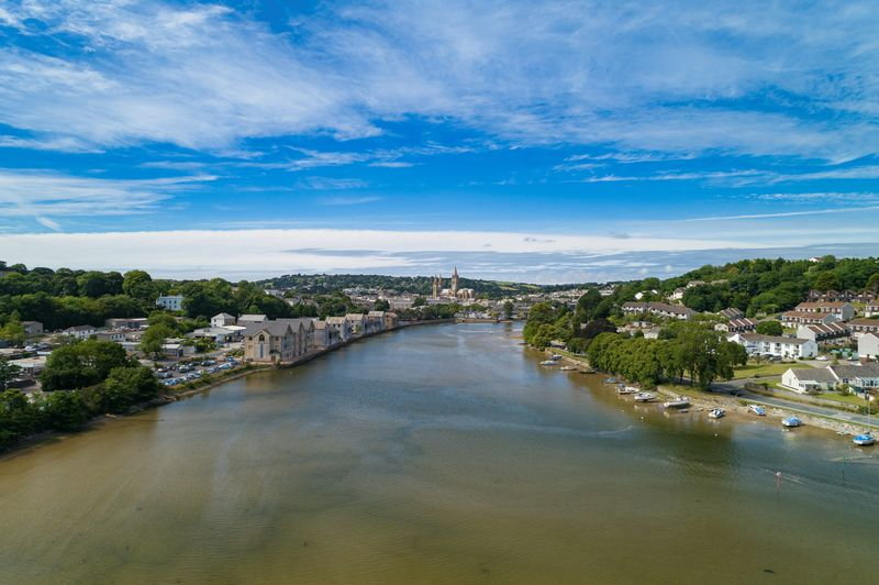 Aerial view of Truro