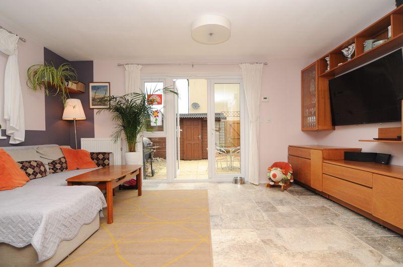 Open Plan Living Area / Kitchen