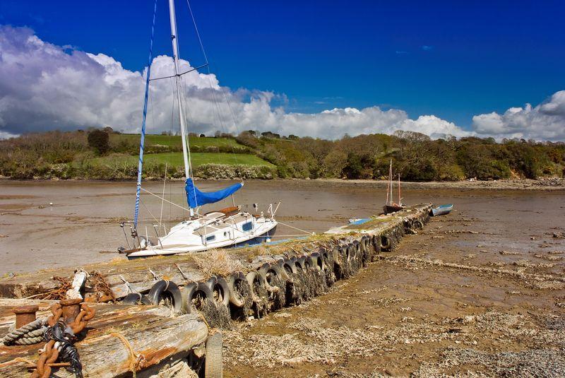 River Tamar Devon & Cornwall border
