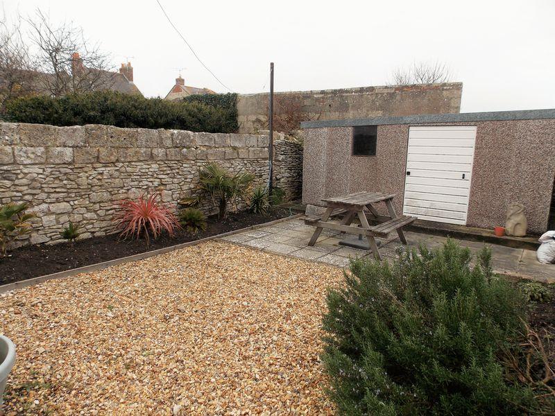 Courtyard Garden & Workshop