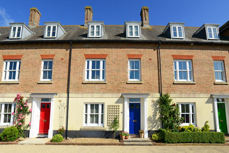Great Cranford Street Poundbury