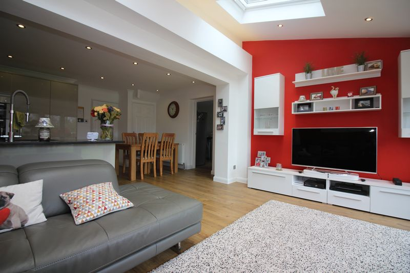 Large Open Plan Area