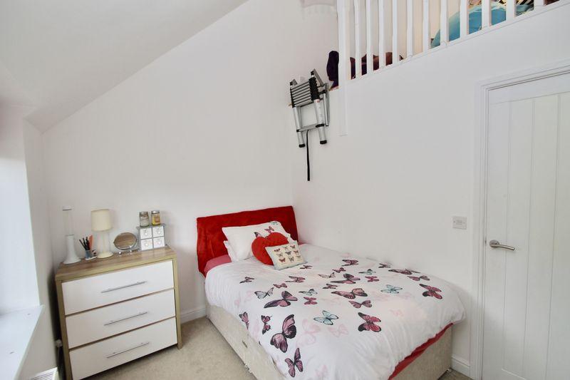 Bedroom 3 with mezzanine