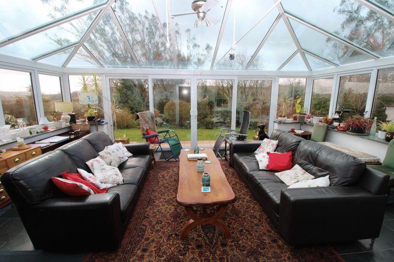 Fabulous conservatory